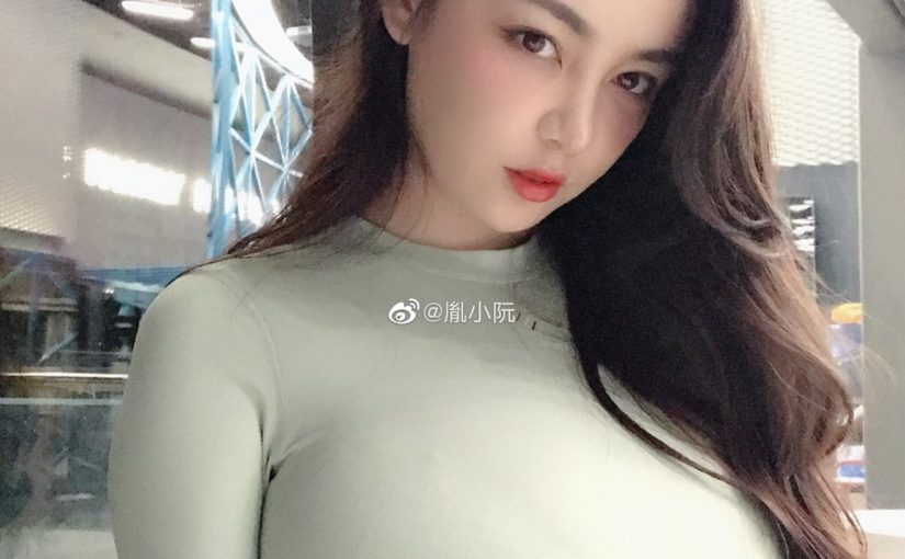 One of the most Beautiful Chinese Busty Babes