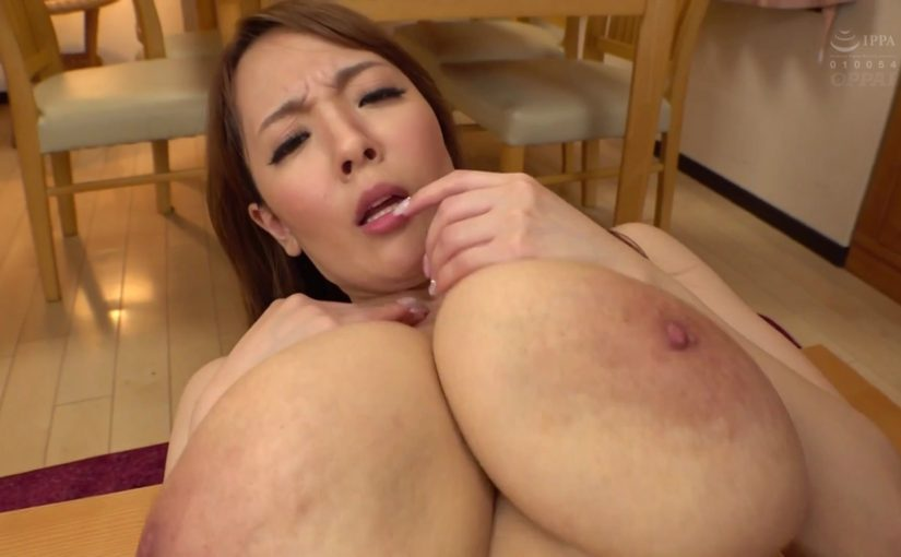 Another Tit Fuck featuring Hitomi Tanaka!